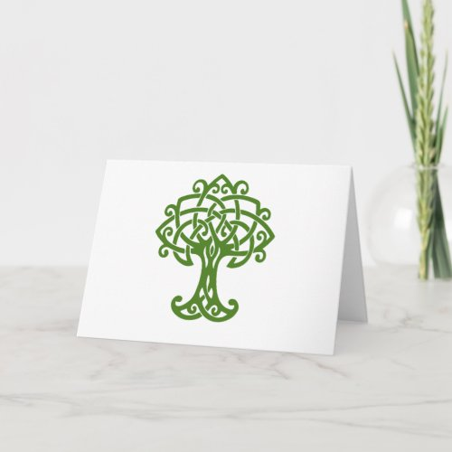 Tree Of Life Celtic Art Knot