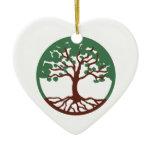 Tree Of Life Ceramic Ornament