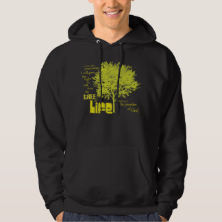 Tree of Life Christian Scripture hoodie