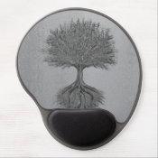 Tree of Life Chrome 2 Gel Mouse Pad (<em>$13.70</em>)