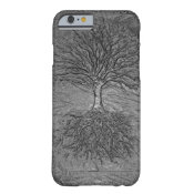 Tree of Life Chrome Barely There iPhone 6 Case (<em>$31.65</em>)