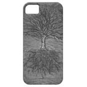 Tree of Life Chrome iPhone SE/5/5s Case (<em>$26.35</em>)
