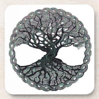 Tree of Life Circle of Life Drink Coaster