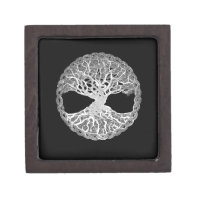 Tree of Life Circle of Life Jewelry Box