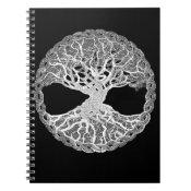 Tree of Life Circle of Life Spiral Notebook (<em>$13.70</em>)
