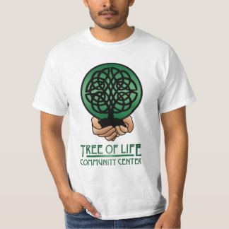 Tree of Life Community Center Logo Tee
