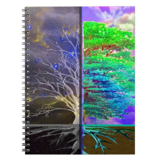 Tree of Life Connection Notebook