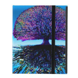 Tree of Life Constant Change and Hope iPad Folio Cases