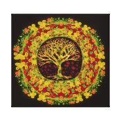 Tree of Life Constant Change Canvas Print (<em>$155.05</em>)