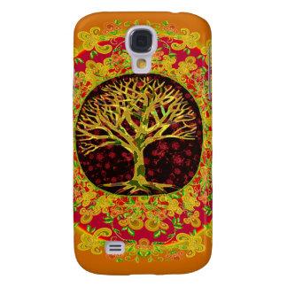 Tree of Life Constant Change Samsung S4 Case