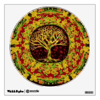 Tree of Life Constant Change Wall Sticker