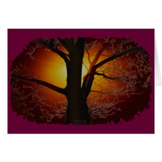 TREE OF LIFE Earth Day Gift Series Card