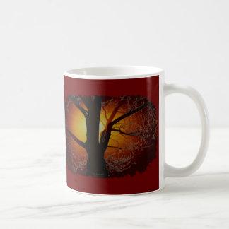 TREE OF LIFE Earth Day Gift Series Coffee Mug