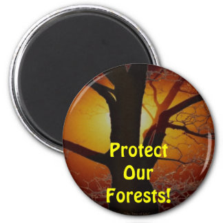 TREE OF LIFE Earth Day Gift Series Magnet