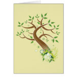 Tree of Life ~ Earth Mother Tree Greeting Cards