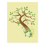 Tree of Life ~ Earth Mother Tree Postcard