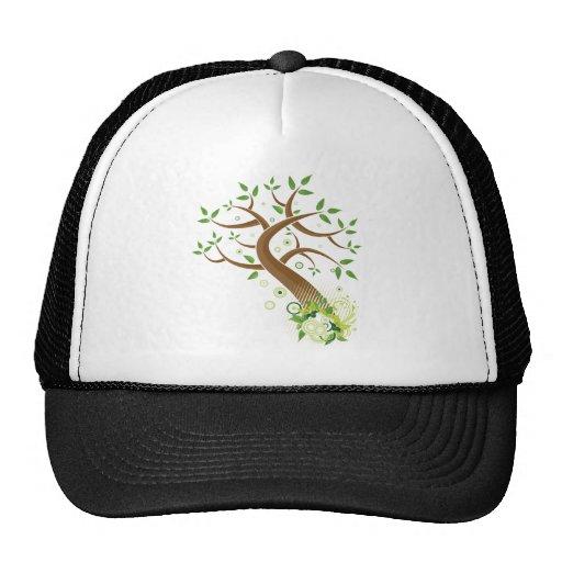 Tree of Life ~ Earth Mother Tree Trucker Hat