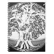 Tree of Life Earth Notebook (<em>$13.70</em>)