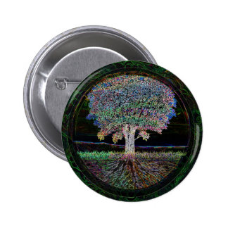 Tree of Life Excellence 2 Inch Round Button