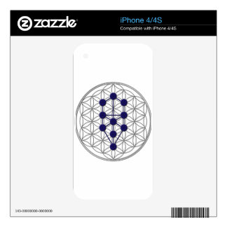 Tree of Life FOL Skin For iPhone 4S