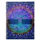 Tree of Life Forgiveness and Love Notebook (<em>$13.70</em>)