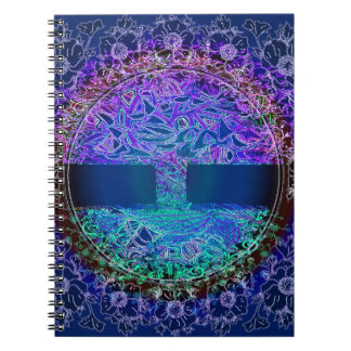 Tree of Life Forgiveness and Love Notebook