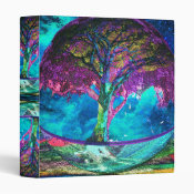 Tree of Life Galaxy Binder (<em>$22.00</em>)