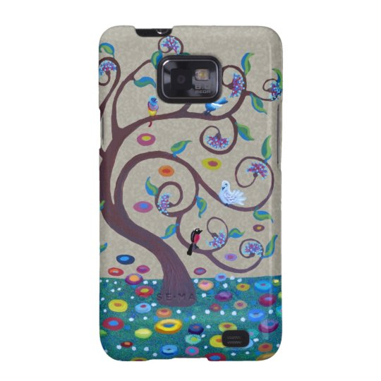 Tree of life galaxy s2 case