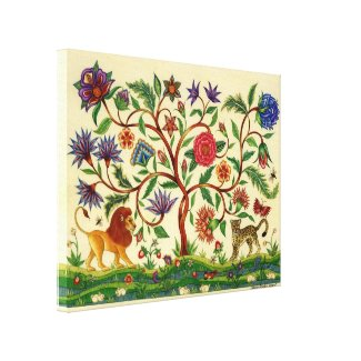 Tree of Life ~ Gallery Wrapped Canvas wrappedcanvas