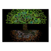 Tree of Life Glow Card (<em>$3.15</em>)