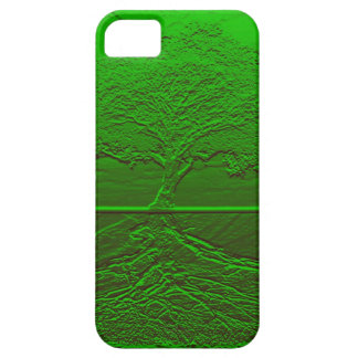 Tree of Life Green Energy iPhone SE/5/5s Case