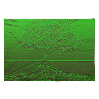 Tree of Life Green Energy Placemat