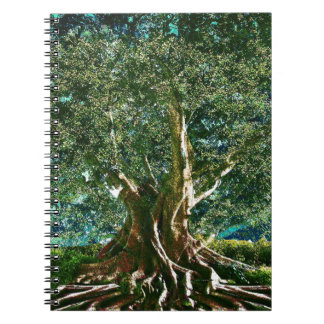 Tree of Life Green Journals