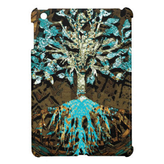 Tree of Life Grounded by Faith Case For The iPad Mini