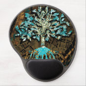 Tree of Life Grounded by Faith Gel Mouse Pad (<em>$13.70</em>)