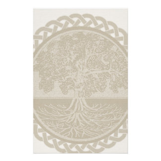 Tree of Life Grounding Stationery