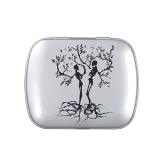 Tree of Life Growing Appart Candy Tins