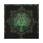 Tree of Life Harmony &amp; Hope Canvas Print (<em>$142.70</em>)