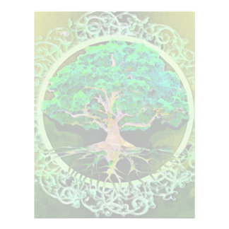 Tree of Life Health and Prosperity Flyer