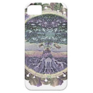 Tree of Life Health and Prosperity iPhone SE/5/5s Case