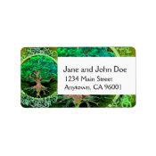 Tree of Life Health and Prosperity Label (<em>$3.15</em>)