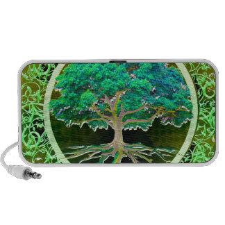 Tree of Life Health Laptop Speakers