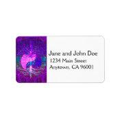 Tree of Life Heart Label (<em>$3.15</em>)