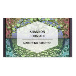 Tree of Life Hearts and Love Business Card Templates