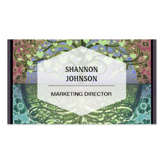 Tree of Life Hearts and Love Double-Sided Standard Business Cards (Pack Of 100)