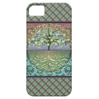 Tree of Life Hearts and Love iPhone SE/5/5s Case