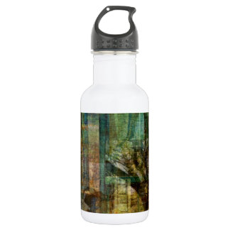 TREE OF LIFE icon Madonna image art Water Bottle