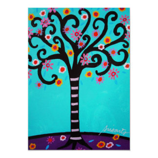 TREE OF LIFE II CARD