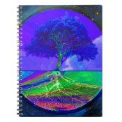 Tree of Life Imagination &amp; Vision Notebook (<em>$13.70</em>)