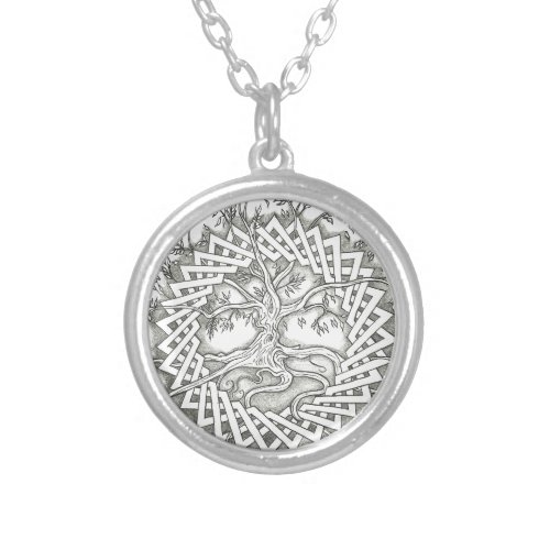 Tree of Life in Celtic Design